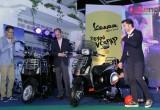 Vespa Sprint phiên bản Del Piero có giá 350 triệu đồng