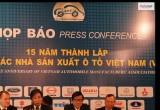 Năm 2021 – 2022 Việt Nam mới bước vào giai đoạn ô tô hoá