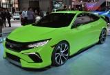Honda Civic 2016 xác nhận ngày ra mắt