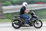 """Trải nghiệm Yamaha Exciter 150 Camo """"Đậm chất lính"""""""