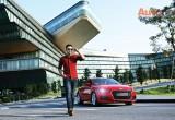 Audi TT Coupe cuốn hút phái mạnh