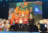 Đội tuyển Việt Nam lần thứ 5 vô địch Robocon châu Á Thái Bình Dương