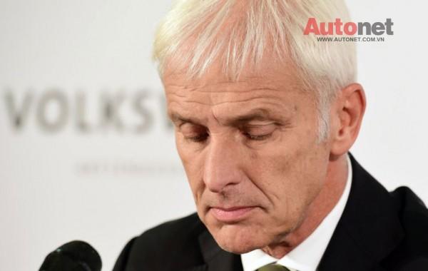 CEO Matthias Mueller sẽ hướng VW về hướng phát triển chất thay vì lượng