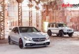 Mercedes AMG C63 S Edition 1 và G500 Edition 35 sẽ được giới thiệu tại VMS 2015.