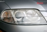 Hướng dẫn khôi phục đèn pha xe hơi bị mờ theo năm tháng