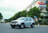 Renault Duster – Chiếc SUV cho phái mạnh