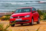 Khách hàng Vũng Tàu có hội lái thử xe Volkswagen