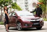 Honda City 2016 đọ dáng cùng siêu mẫu Khánh Ngọc