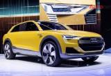 Audi gây ấn tượng tại Detroit với xe chạy nhiên liệu hydro