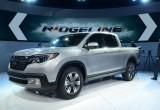 Bán tải Honda Ridgeline 2017 vẫn bảo thủ trong thiết kế