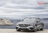 Mercedes-Benz chính thức vén màn E-Class 2017