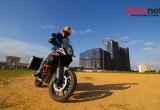 KTM 1050 Adventure – Hầm hố và mạnh mẽ