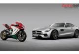 Mercedes-Benz hợp tác với MV Agusta tại châu Âu