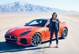Cùng ngôi sao Fast & Furious thử sức Jaguar F-Type SVR