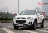 First look: Chevrolet Captiva