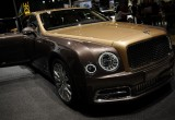 Bentley dành riêng Mulsanne độc cho thị trường Trung Quốc