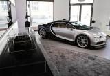 Showroom Bugatti Munich – Nơi nghệ thuật lên ngôi
