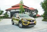 Renault Sandero Stepway: Trẻ trung, năng động và đa dụng