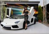 Lamborghini bàn giao Aventador LP700-4 cho khách hàng tại TP HCM