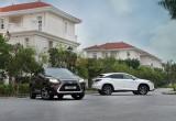 Lexus RX hoàn toàn mới: Đầy ắp sức hấp dẫn