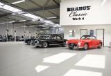 Brabus dựng lại dàn Mercedes cổ