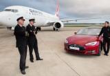 Tesla Model S đọ sức cùng Boeing