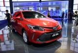 Toyota Vios thay đổi diện mạo mới