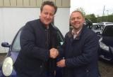 Thủ tướng Anh chọn Nissan Micra cũ cho phu nhân