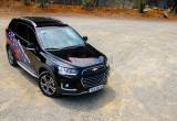 Chevrolet Captiva Revv – Cứng cáp, nam tính và hiện đại