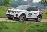 Land Rover Discovery Sport: Cá tính cho người trẻ