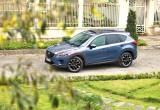 Mazda CX-5 2016: Như hổ thêm cánh