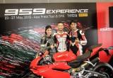 """Johnny Trí Nguyễn và Nhung Kate """"cầm cương"""" Ducati 959 Panigale tại Thái Lan"""
