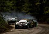 Khi Lamborghini vs Mustang đấu Drift