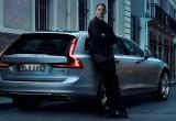 Ibrahimovic đồng hành cùng Volvo V90