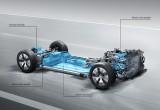 Mercedes thay đổi cấu trúc mới cho xe điện
