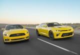 Kỳ phùng địch thủ Mustang và Camaro sử dụng chung hộp số