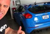 """Dẫn chương trình Top Gear tậu """"xe đua đường phố"""" Focus RS"""