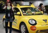 Những chiếc ô tô sẽ ra sao nếu biến thành Pokemon