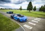 Hoàng tử Ả rập sắm hai siêu xe Bugatti có một không hai