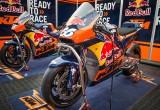 KTM quay trở lại giải MotoGP bằng siêu Motor RC16