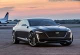 Cadillac thể hiện ngôn ngữ thiết kế mới qua mẫu xe concept Escala