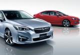Không chỉ Volvo, Subaru cũng trang bị túi khí cho người bộ hành