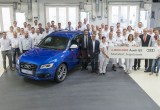 One-millionth Audi Q5 manufactured at Ingolstadt