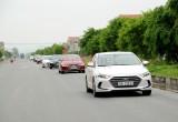 5l/100km với  Hyundai Elantra 2016