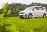 Suzuki Ertiga – Mẫu xe của gia đình