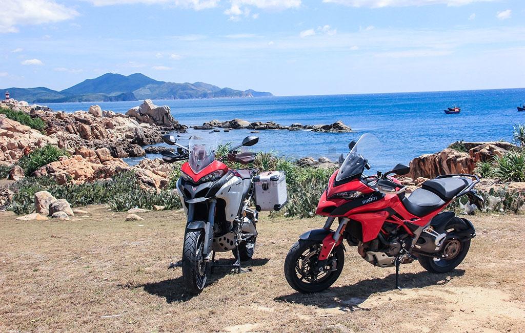 """Ducati Multistrada 1200S và Enduro 1200 là hai sự lựa chọn """"khó"""" cho dân mê phượt thực sự"""
