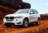 BMW xDrive Adventure – SUV hạng sang chinh phục núi rừng