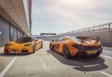 McLaren đẩy nhanh tiến độ ra xe mới