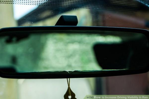 6.Điều chỉnh gương chiếu hậu.