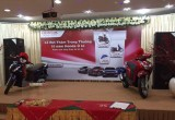 Honda Vietnam showing gratitude to customers through special prize
